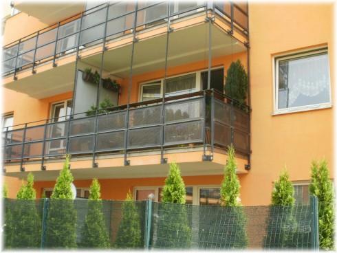 Zabezpečení balkonu